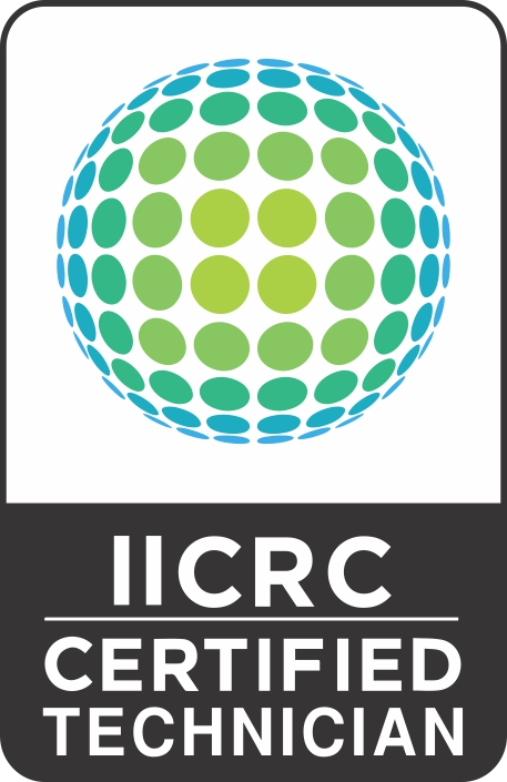 We are IICRC Certified